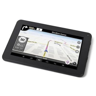 The International Travelers GPS Tablet