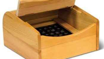 The Infrared Foot Sauna