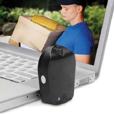 The Video Recording Solar Security Light 1
