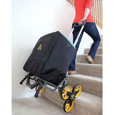 The Stair Stepping Smarter Cart 1