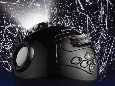 The 8,000 Stars Home Planetarium - Enjoy accurate star gazing experience right at your very own room