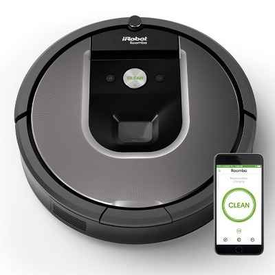 The iRobot Roomba 960