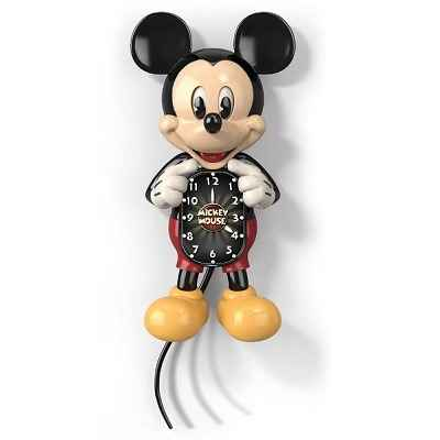 The Animated Mickey Mouse Wall Clock