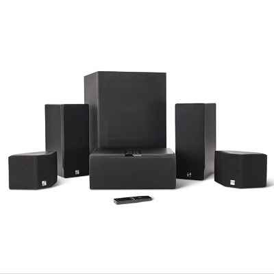 The Easy Setup Audiophiles Surround Sound System