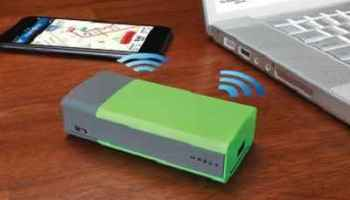The Portable WiFi Access Point