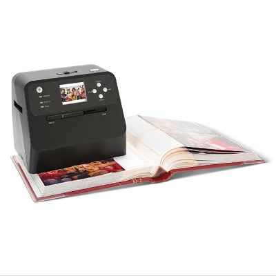 The Rapid Photo Album Scanner - converts photographs into digital images without having to remove them from a mounted photo album