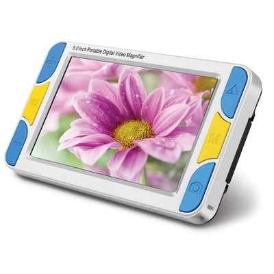 The Widescreen HD Digital Magnifier