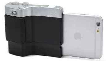The iPhone Camera Enhancer
