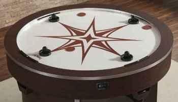 The Four Player Air Hockey Table