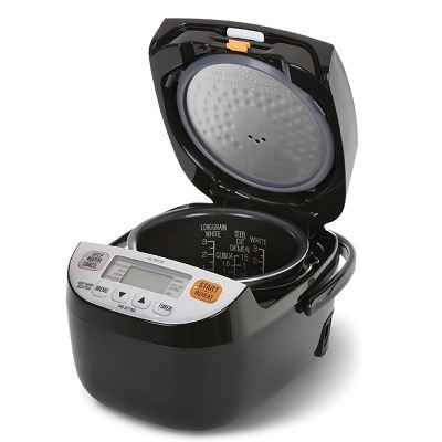 The Quinoa And Rice Cooker