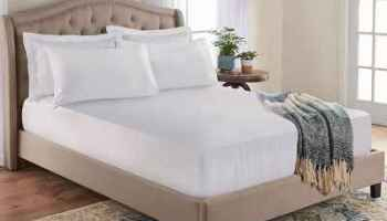 The Active Cooling Mattress Protector