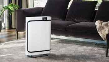 The Swiss Engineered Self Adjusting Air Purifier