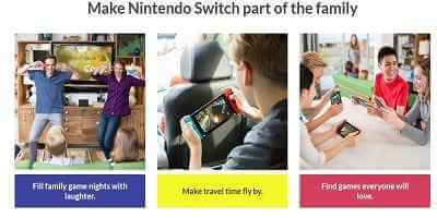 Nintendo Switch Dock Set 2