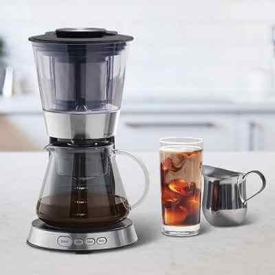 Fast Cold Brew Coffee Maker