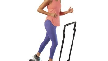The Ultraslim Treadmill