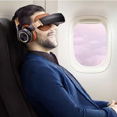 The Wearable Virtual Cinema 1