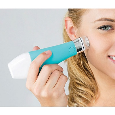 The Cordless Diamond Tipped Microdermabrasion System