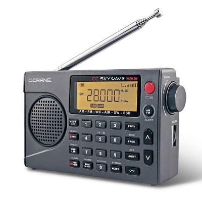 The Superior World Band Radio