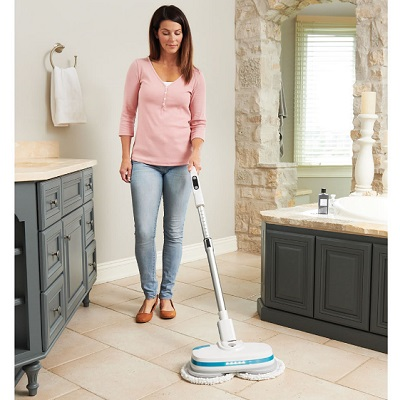 Cordless Power Mop And Floor Polisher