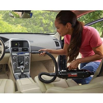 Powerful Handheld Car Vacuum 1