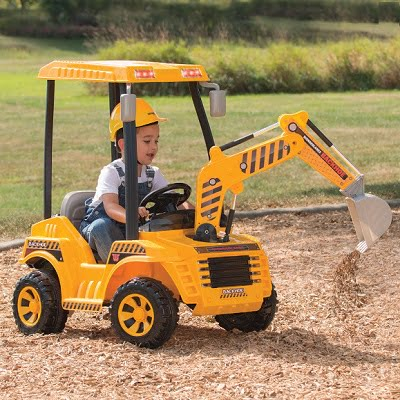 Motorized Dirt Digger 1
