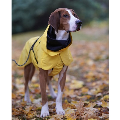 Dog Reflective Raincoat 1
