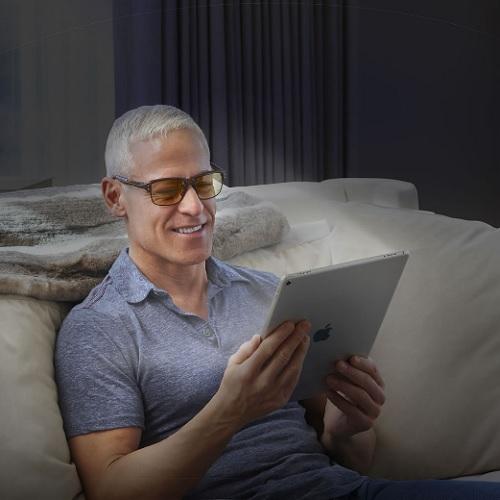 Eye Fatigue Preventing Glasses