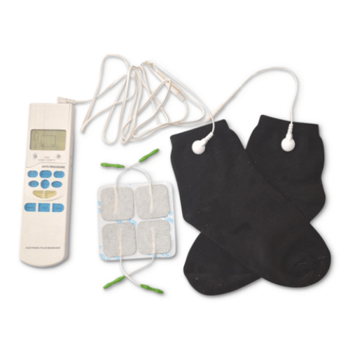 Electronic Pulse Massage Socks1