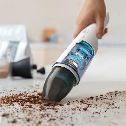 More Powerful Handheld Vacuum