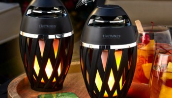 Tiki-Torch-Speakers