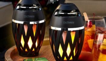 Tiki-Torch-Speakers
