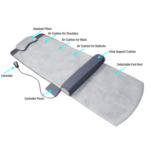 Full Body Physiotherapy Massage Mat1