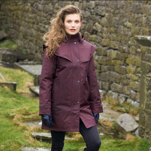 Cotswolds Waterproof Coat