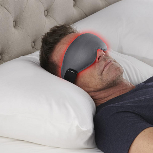 Heated Total Black Out Sleep Mask