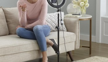 Video-Call-Enhancing-Lamp