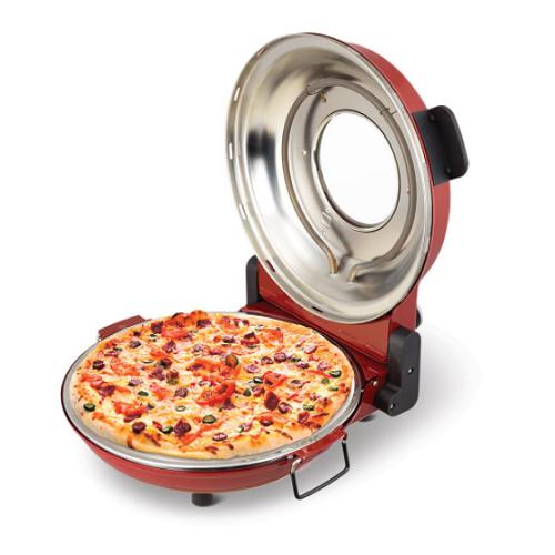 Hot Stone Pizza Oven1