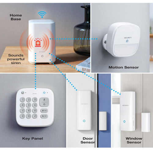 Simple-Setup-Home-Security-Kit