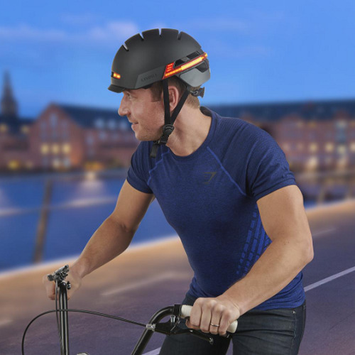 Smart Bike Helmet1