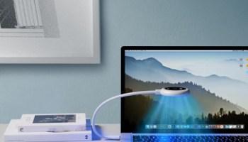 Laptop-UV-Sanitizer