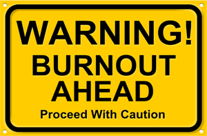 Warning Sign | Burnout | Substance Abuse Counselor