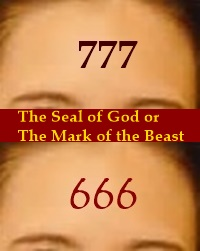 God's seal | mark of the beast | tribulation period