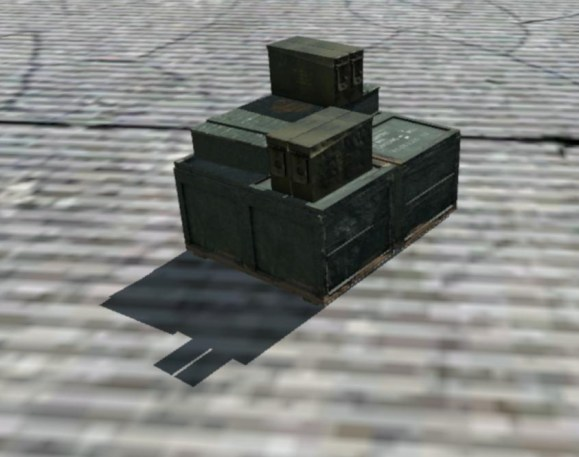 Weapons Crates