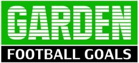 Garden football goals