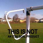 Steel goalpost net, Football Goals, Football Goal posts