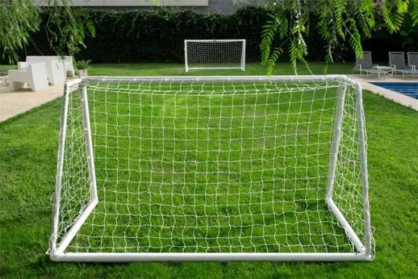Garden Goals, goalposts 8x6