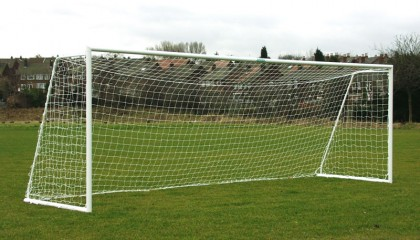 Folding Aluminium Goalpost – 21'X7′