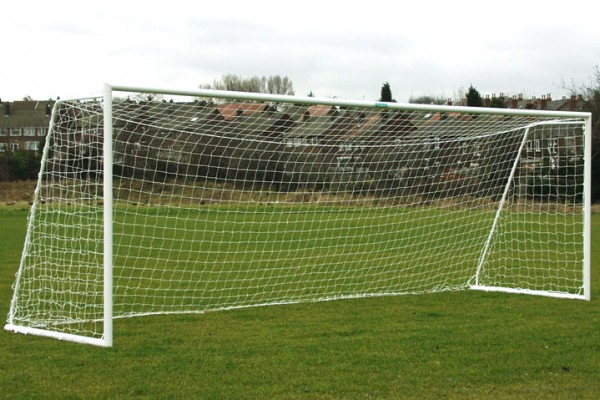 Folding Aluminium Goalpost – 21′X7′
