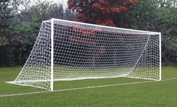 Lockable Steel Goalposts