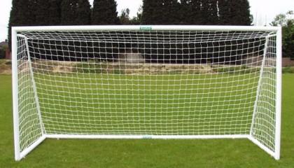 Fold Away Aluminum Goalpost 12'x4′ Five-a-Side Goal