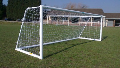 Football Goal -12'x4′ Free Standing – Fully Welded Aluminum